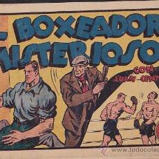 Tebeos: COMIC JUAN CENTELLA EL BOXEADOR MISTERIOSO. Lote 36488286
