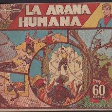 Tebeos: COMIC JORGE Y FERNANDO LA ARAÑA HUMANA. Lote 36489013