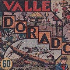 Tebeos: COMIC JORGE Y FERNANDO EL VALLE DORADO. Lote 36489035