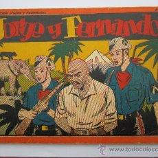 Tebeos - album rojo - jorge y fernando , numero 6 - hispano americana 1944 - 36504186