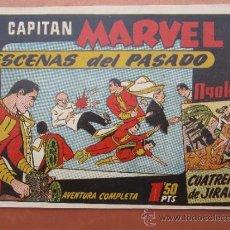 Tebeos: EL CAPITAN MARVEL - NUMERO 53 HISPANO AMERICANA. Lote 37456243