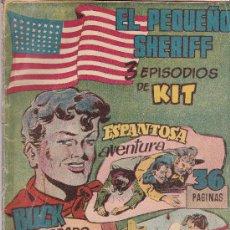Tebeos: EL PEQUEÑO SHERIFF Y SUCHAI ,EDICION VERTICAL.. Lote 36726796