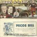 Tebeos: (COM-15)ANGELES DE LA CALLE DE HISPANO AMERICANA A 9 EUROS LA UNIDAD SOLICITA TUS FALTAS. Lote 151608108