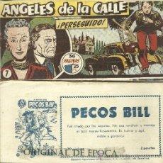 Tebeos: (COM-15)ANGELES DE LA CALLE DE HISPANO AMERICANA A 9 EUROS LA UNIDAD SOLICITA TUS FALTAS(RESERVADO N. Lote 195003953