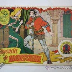 Tebeos: TEBEO HISTORIA I LLEGENDA - Nº 14 ELISENDA DE MONTCADA - HISPANO AMERICANA - CATALAN . Lote 36922298