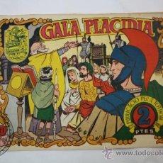 Tebeos: TEBEO HISTORIA I LLEGENDA - Nº 21 GALA PLACIDIA - HISPANO AMERICANA - CATALAN. Lote 36922576