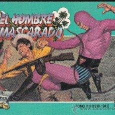 Tebeos: EL HOMBRE ENMASCARADO ,ENCUADERNADO TOMOS 8,9,10,(PRECIO POR TOMO ). Lote 36953093