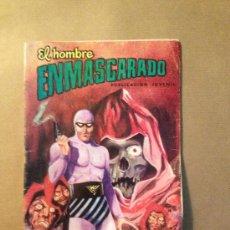 Tebeos: EL HOMBRE ENMASCARADO-- Nº 36/ EDITO. VALENCIANA / AÑO 2-VI-1981. Lote 37409916
