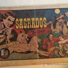 Tebeos: LOS EMBLEMAS SAGRADOS CON TARZAN EL REY DE LA SELVA. Lote 38026505