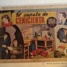 Tebeos: EL ZAPATO DE CENICIENTA. Lote 38026530