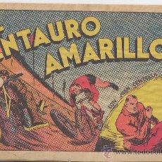 Tebeos: JUAN CENTELLA - EL CENTAURO AMARILLO. Lote 38032655
