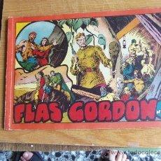 Tebeos: FLASH GORDON. Nº 3-ALBUM ROJO-ORIGINAL DE LA H.A. Lote 38331477