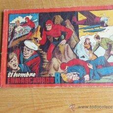 Tebeos: EL HOMBRE ENMASCARADO-ALBUM ROJO H.A.ORIGINAL-. Lote 38331763
