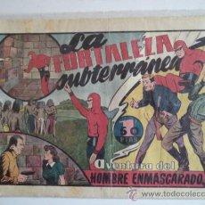 Tebeos: EL HOMBRE ENMASCARADO..LAS GRANDES AVENTURAS. Lote 38479360