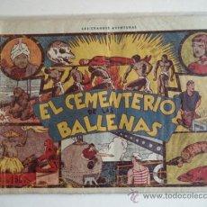 Tebeos: EL HOMBRE ENMASCARADO.LAS GRANDES AVENTURAS. Lote 38480535
