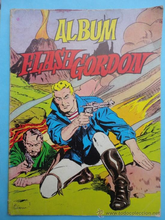 ALBUM FLASH GORDON. Nº 2. KING FEATURES. 1979 (Tebeos y Comics - Hispano Americana - Flash Gordon)