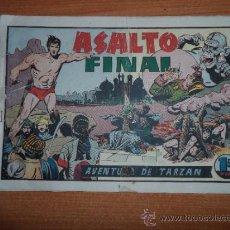 Tebeos: TARZAN Nº 41 EDITORIAL HISPANO AMERICANA 1942 20X32 ORIGINAL. Lote 38898857