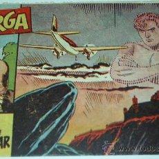 Tebeos: YORGA Nº 11 - HISPANO AMERICANA - ORIGINAL 1950- LEER. Lote 39112356