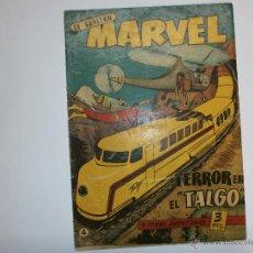 Tebeos: EL CAPITAN MARVEL ORIGINAL DE HISPANO AMERICANA Nº 4. Lote 39502213