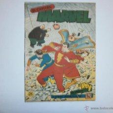 Tebeos: EL CAPITAN MARVEL ORIGINAL DE HISPANO AMERICANA Nº 17. Lote 39508945