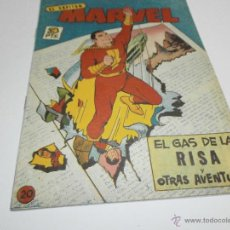 Tebeos: EL CAPITAN MARVEL ORIGINAL DE HISPANO AMERICANA Nº 20. Lote 39509929