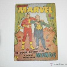Tebeos: EL CAPITAN MARVEL ORIGINAL Nº17 HISPANO AMERICANA. Lote 39511721