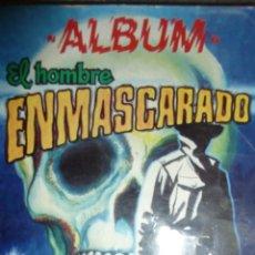Tebeos: ALBUM - EL HOMBRE ENMASCARADO- ED VALENCIANA . Nº 31, 32 , 33 . COLOSOS DEL COMIC .1979. Lote 39910454