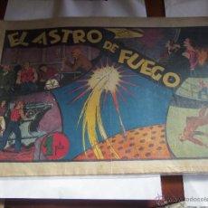 Tebeos: CARLOS EL INTREPIDO--Nº 7--GRANDES-ORIGINAL-. Lote 40186488