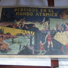 Tebeos: CARLOS EL INTREPIDO Nº 8-GRANDE ORIGINAL--. Lote 40186697