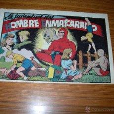 Tebeos: EL HOMBRE ENMASCARADO Nº LA JUVENTUD DEL HOMBRE ENMASCARADO . Lote 40627703