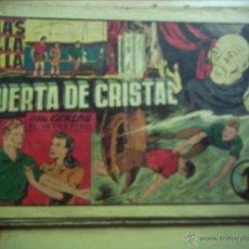 Tebeos: CARLOS EL INTRÉPIDO. MÁS ALLÁ DE LA PUERTA DE CRISTAL.. Lote 40628764