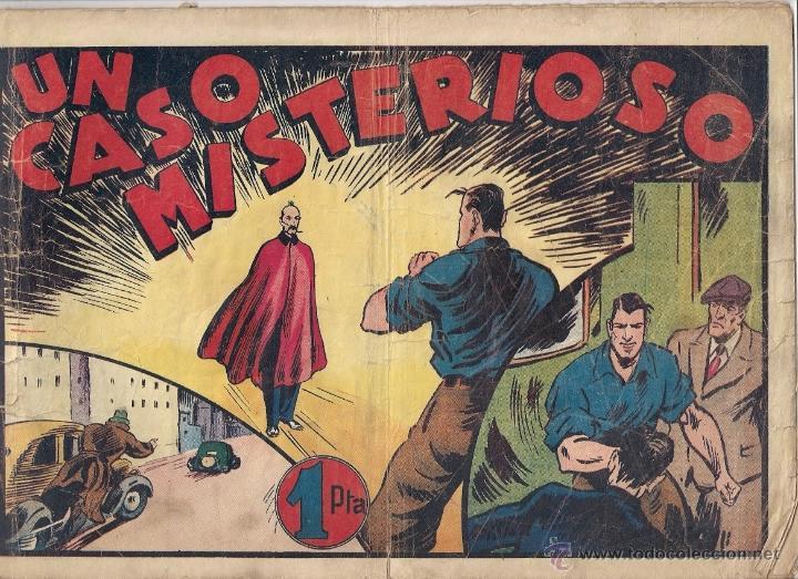 Tebeos: Juan Centella. Un caso misterioso. - Foto 2 - 40628886
