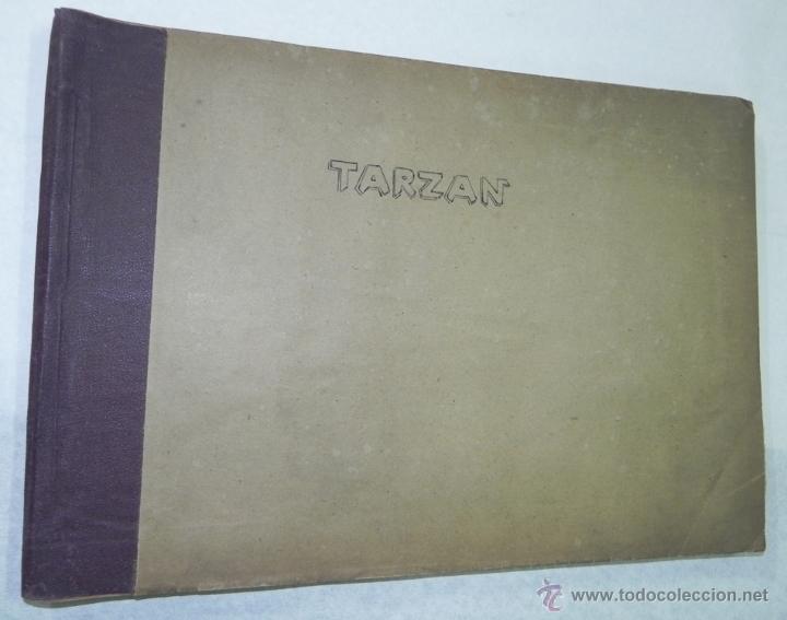 Tebeos: Tarzán, 10 numeos encuadernados - nº 10, 11, 12, 13, 14, 15, 16, 17, 18 y 19 - Editorial Hispano Ame - Foto 6 - 40765676