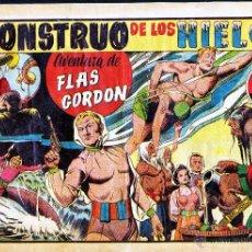 Tebeos: TEBEOS-COMICS GOYO - FLASH GORDON - Nº 1 - EL MONSTRUO DE LOS HIELOS - HISPANOAMERICANA - 1946 *CC99. Lote 40819832