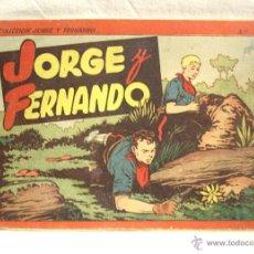 Tebeos: ALBUM 2 JORGE Y FERNANDO. Lote 41039614