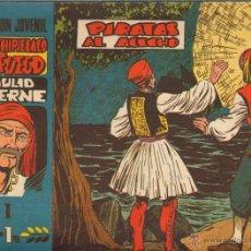 Tebeos: TEBEOS-COMICS CANDY - AVENTURAS CELEBRES 118 - ARCHIPIELAGO DE FUEGO 1 - 1958 - MARTINEZ OSETE *AA99. Lote 41343776