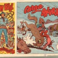 Tebeos: TEBEOS-COMICS CANDY - TOM BILL - Nº 11 - HISPANOAMERICANA - 1954 - BUENO *CC99. Lote 41688919