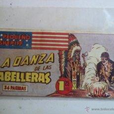 Tebeos: EL PEQUEÑO SHERIFF Nº 75.ORIGINAL. Lote 41745889