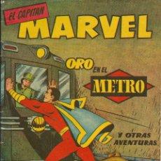 Tebeos: ORIGINAL Nº 2-EL CAPITAN MARVEL.-ORO EN EL METRO-1960. Lote 41965560