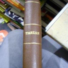 Tebeos: TARZÁN (EL CÓMIC DIBUJADO POR RUSS MANNING , EDICIÓN COMPLETA) (BARCELONA, 1976) ENCUADERNADOS. FORM. Lote 42252289