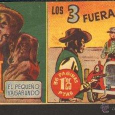 Tebeos: TEBEOS-COMICS CANDY - TIM EL PEQUEÑO VAGABUNDO - Nº 16 - HISPANO - 1950 - ORIGINAL -MUY DIFICIL*CC99. Lote 42289408