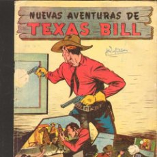 Tebeos: TEBEOS-COMICS CANDY - TEX - TEXAS BILL - TEX WILLER - Nº 1 - 1954 - TEX 1ªS AVENTURAS *BB99. Lote 42300637