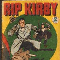 Tebeos: TEBEOS-COMICS CANDY - RIP KIRBY - 2 -CON MERLIN, KING, FLAS GORDON, JORGE Y FDO, TARZAN, ETC...*AA98. Lote 42412917