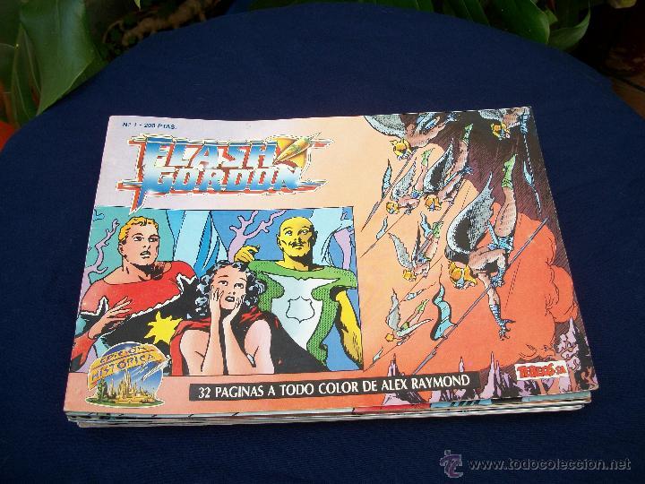 FLASH GORDON. (Tebeos y Comics - Hispano Americana - Flash Gordon)