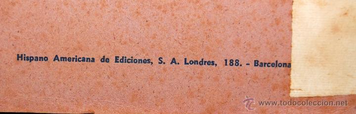 Tebeos: EL HOMBRE ENMASCARADO. ALBUM ROJO Nº 3 ORIGINAL. ED. HISPANO AMERICANA - Foto 9 - 42602075