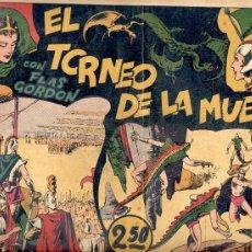 Tebeos: FLAS GORDON - HISPANO AMERICANA - AÑOS 40.. Lote 18136502