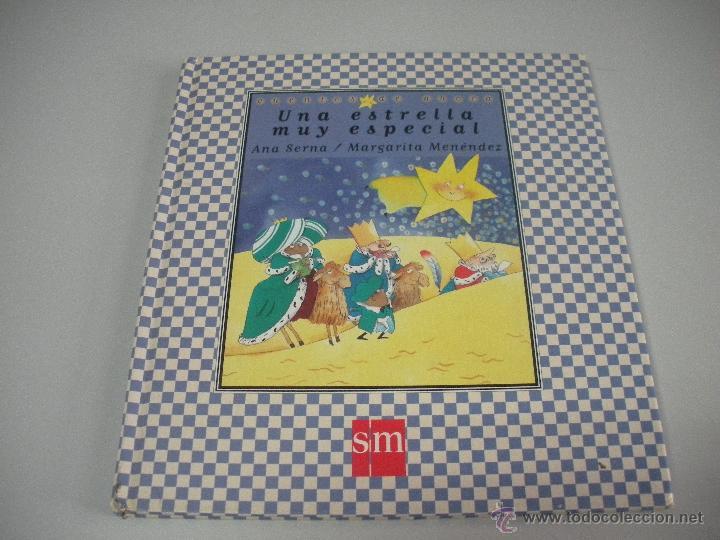MAGNIFICO CUENTO - UNA - ESTRELLA - MUY - ESPECIAL - (Tebeos y Comics - Hispano Americana - Leyendas Infantiles)