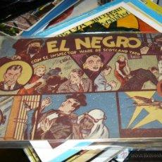 Tebeos: TEBEOS-COMICS CANDY - INSPECTOR WADE - HISPANOAMERICANA - 1941 - Nº 1 - ANDERSON *AA99. Lote 43089803