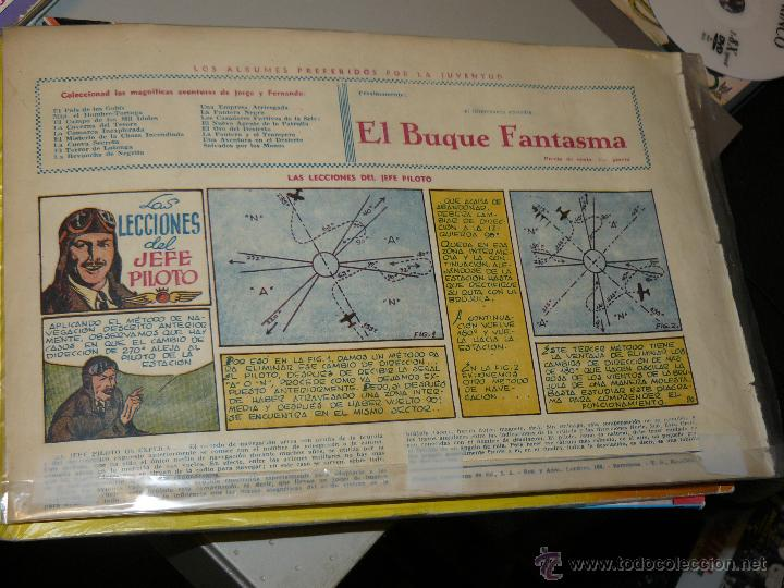 Tebeos: TEBEOS-COMICS CANDY - JORGE Y FERNANDO 34 - HISPANOAMERICANA 1940 - TERRITORIO DE TAWAKA *AA98 - Foto 2 - 43210929