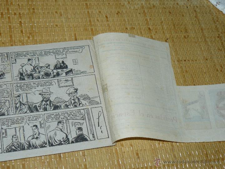 Tebeos: TEBEOS-COMICS CANDY - JUAN CENTELLA - FABRICA SUBTERRANEA - HISPANOAMERICANA 1940-DICK FULMINE *XX99 - Foto 2 - 43271014